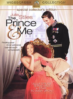 The prince & me cover image