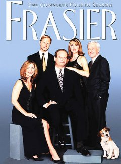 Frasier. Season 4 cover image