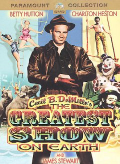 Greatest show on earth cover image