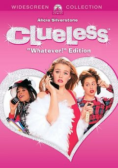 "Clueless ""Whatever!"" edition cover image"