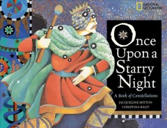 Once upon a starry night : a book of constellations cover image