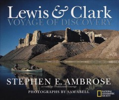 Lewis & Clark : voyage of discovery cover image