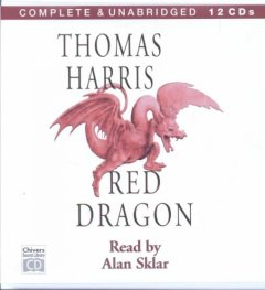 Red dragon cover image