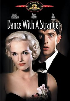 Dance with a stranger cover image