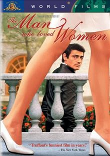 L'homme qui amait les femmes The man who loved women cover image