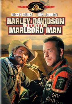 Harley Davidson and the Marlboro man cover image