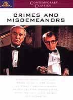 Crimes and misdemeanors cover image