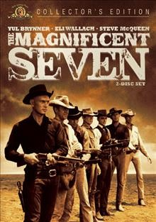 The magnificent seven cover image