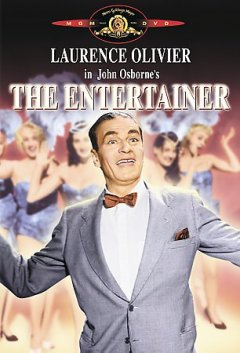 The entertainer cover image