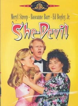 She-devil cover image