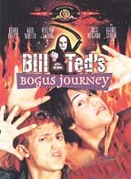 Bill & Ted's bogus journey cover image