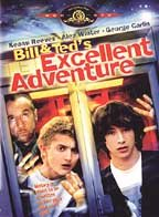 Bill & Ted's excellent adventure cover image