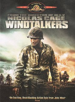 Windtalkers cover image