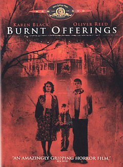Burnt offerings cover image