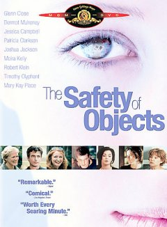 The safety of objects cover image