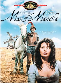 Man of la mancha cover image