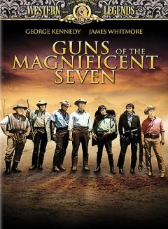 Guns of the magnificent seven cover image