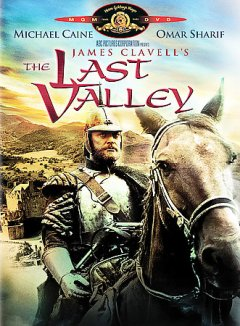 The last valley cover image