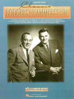 Classic Rodgers & Hammerstein cover image