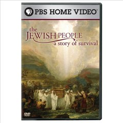 The Jewish people a story of survival cover image