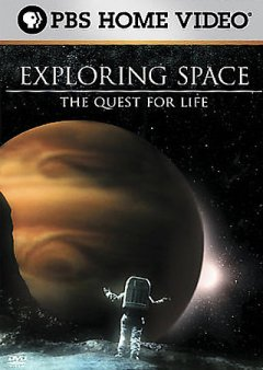 Exploring space the quest for life cover image