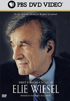 Elie Wiesel first person singular cover image
