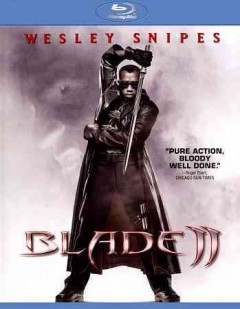 Blade II cover image
