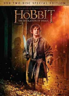 The hobbit. The desolation of Smaug cover image