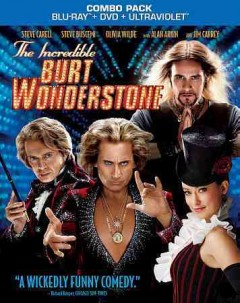 The incredible Burt Wonderstone cover image
