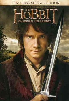 The hobbit an unexpected journey cover image