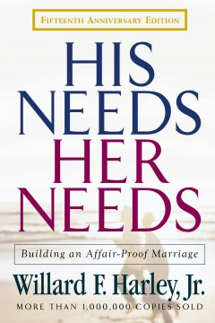 His needs, her needs : building an affair-proof marriage cover image