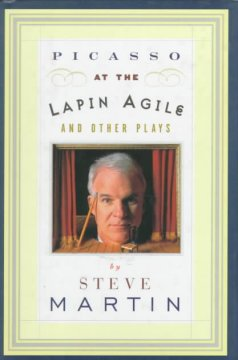 Picasso at the Lapin Agile and other plays cover image