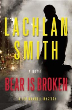 Bear is broken cover image
