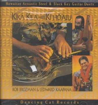 Kika Kila meets Ki Ho'alu cover image