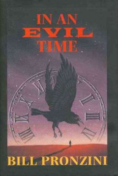 In an evil time cover image