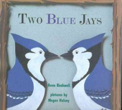 Two blue jays cover image