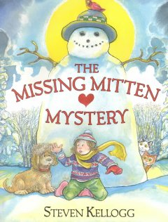 The missing mitten mystery cover image