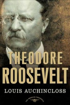 Theodore Roosevelt cover image