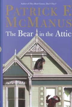 The bear in the attic cover image