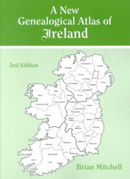 A new genealogical atlas of Ireland cover image