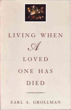 Living when a loved one has died cover image
