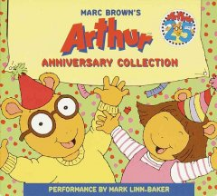 The Arthur anniversary collection cover image