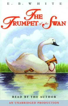 The trumpet of the swan cover image