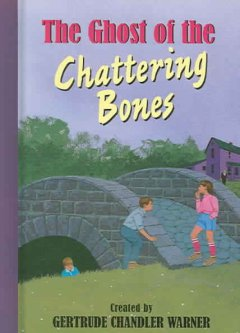 The ghost of the Chattering Bones cover image