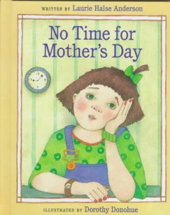 No time for Mother's Day cover image