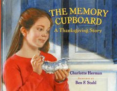 The memory cupboard : a Thanksgiving story cover image