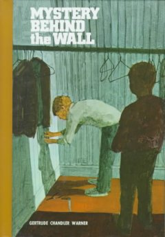 Mystery behind the wall. cover image