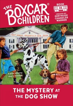 The mystery at the dog show cover image