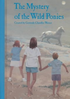 The mystery of the wild ponies cover image