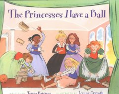 The princesses have a ball cover image